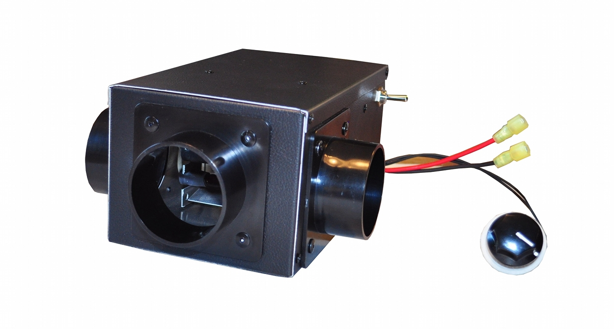 Sd12 4000 12 volt ducted heater dc thermal for 12 volt window fan